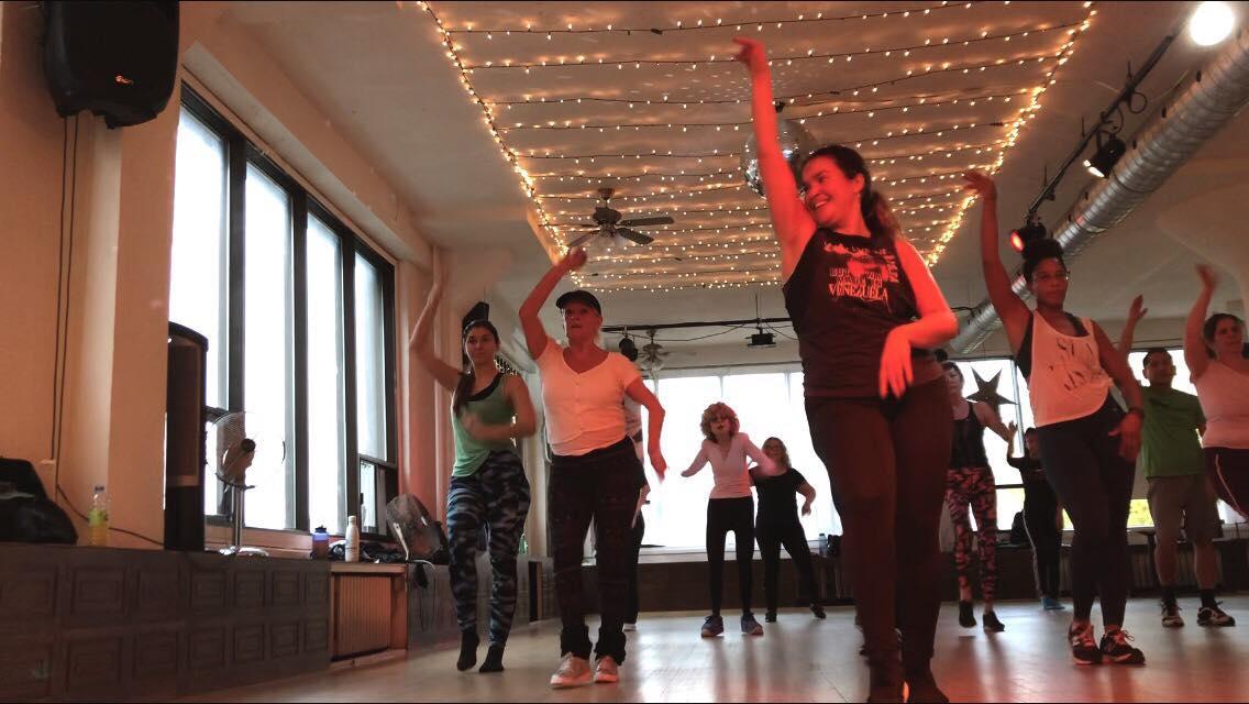 DROP-INS | DANCE FITNESS CLASS | GAD&F