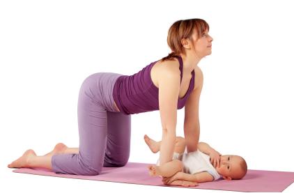 Postnatal Yoga (bring baby)