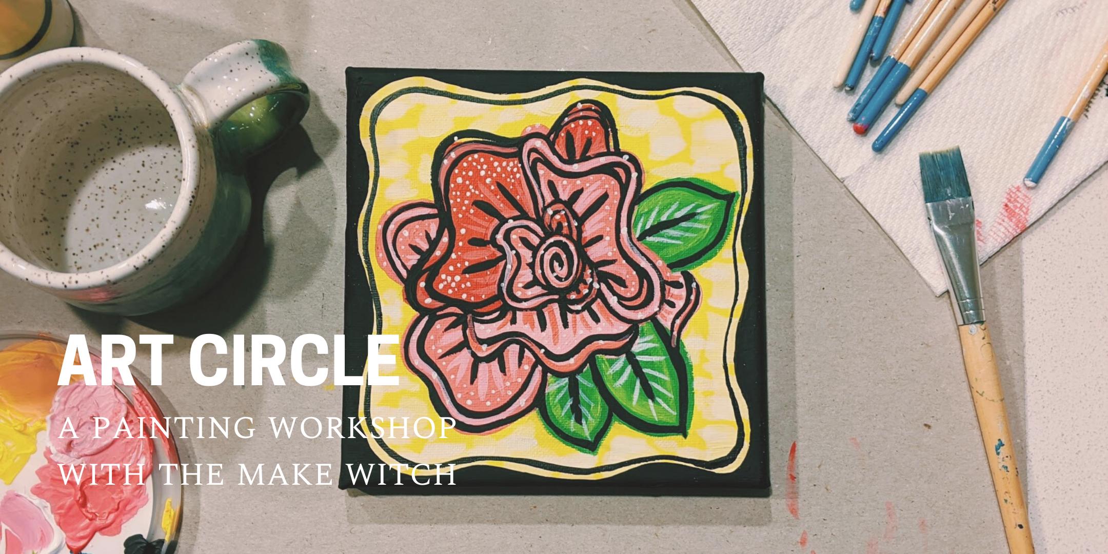 ART CIRCLE - SPRING