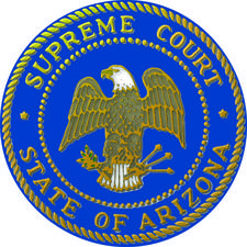 Arizona Supreme Court logo