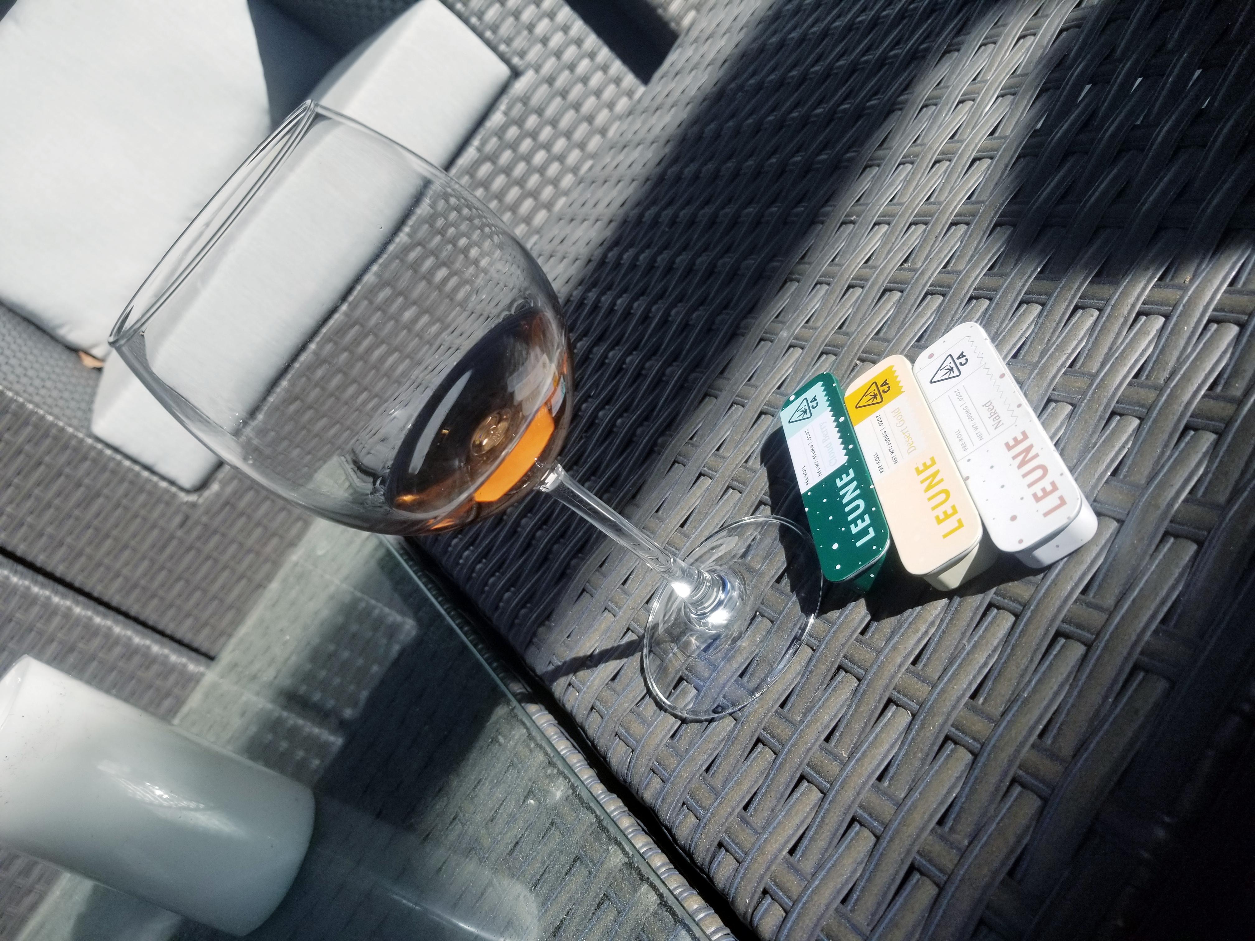 Weed Cellars Wine Tour