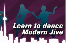 Learn to Dance in a Day Modern Jive Beginners...