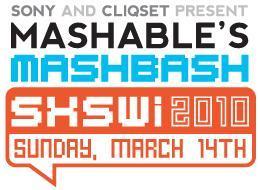 Mashable's MashBash SXSWi 2010