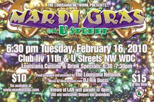 The Louisiana Network Presents: Mardi Gras 2010!