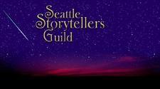 Seattle Storytellers' Guild logo