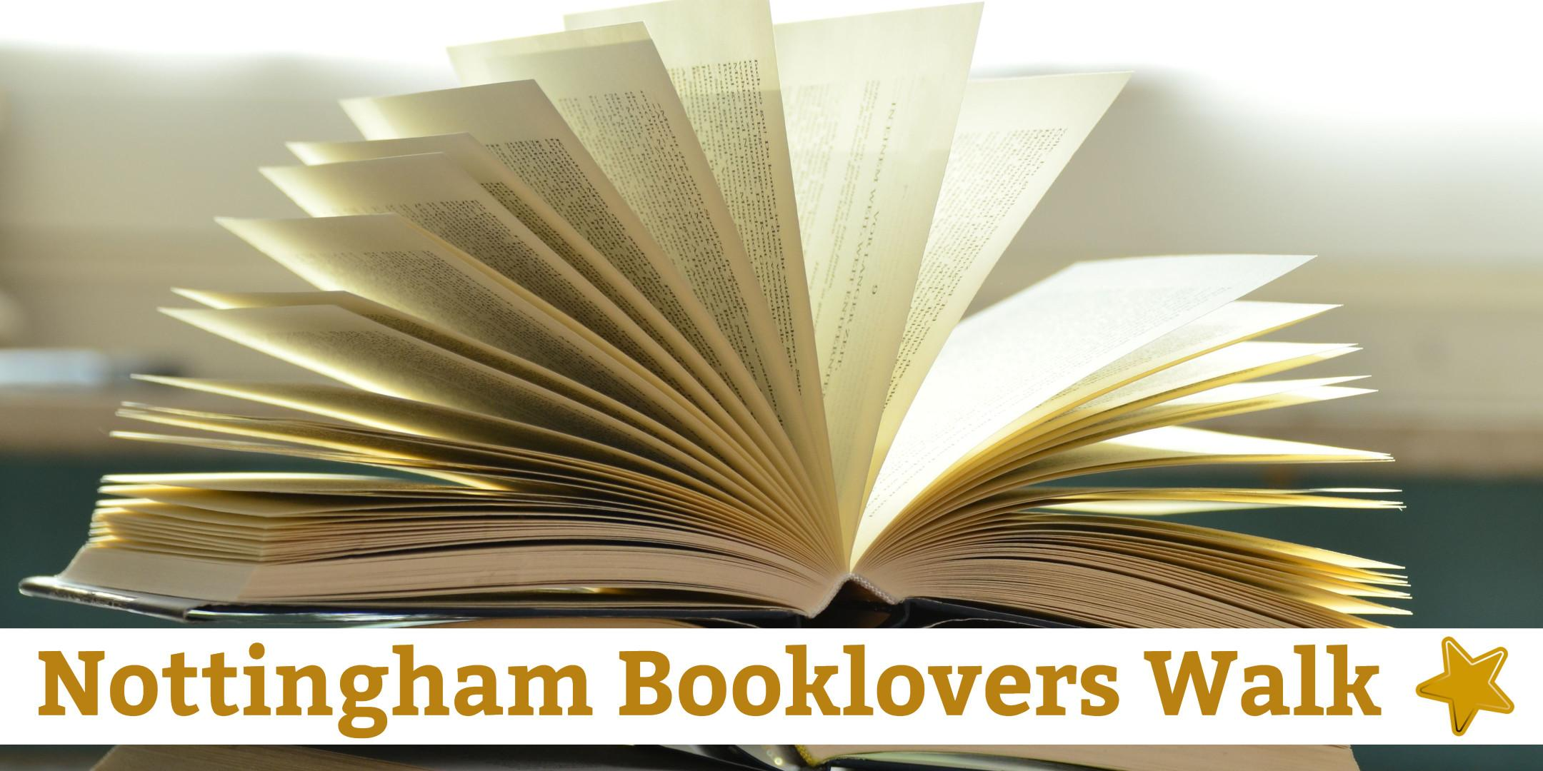 Nottingham Booklovers Walk