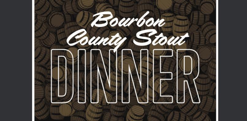 Goose Island 'Bourbon County Stout' Dinner