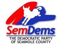 Democratic Party of Seminole County logo