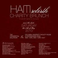 Haiti Rebirth Charity Brunch