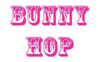 Bunny Hop with JenChicago and The Local Tourist!