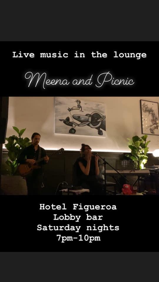 Saturday nights with Meena and Picnic