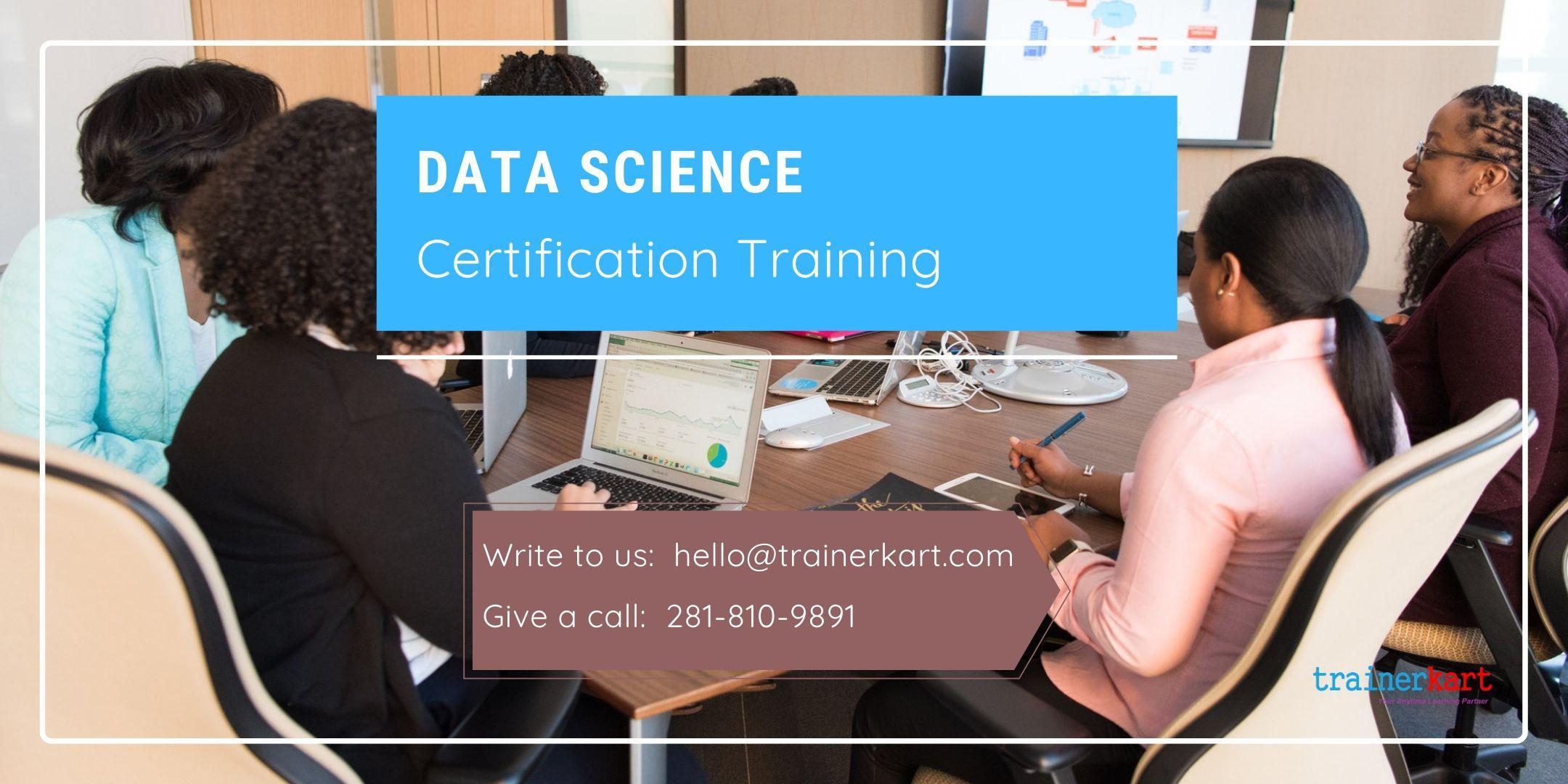 Data Science 4 day classroom Training in Miami, FL