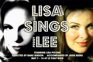 Lisa Picone Sings Peggy Lee: opening night performance!