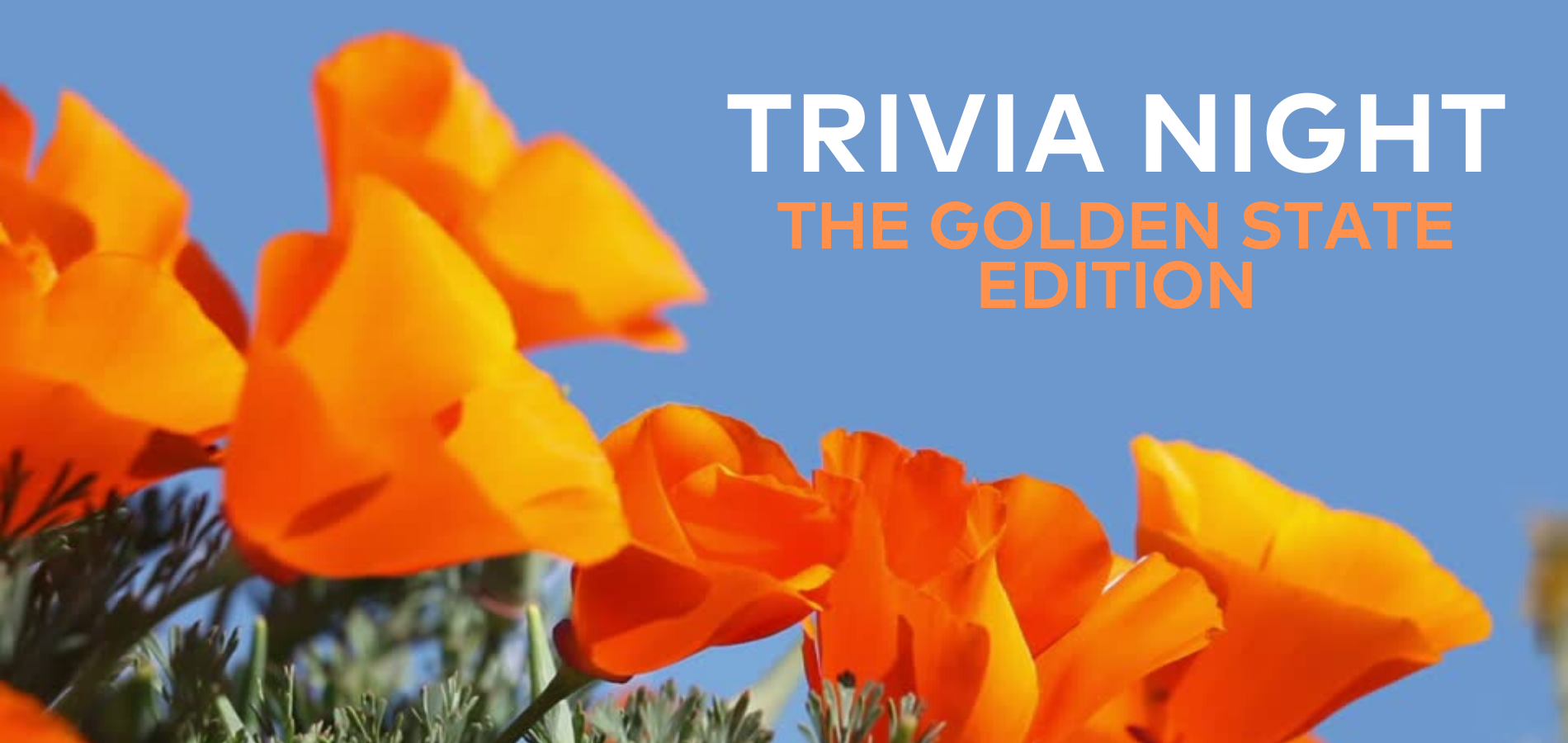 POSTPONED! Trivia Night: The Golden State Edition