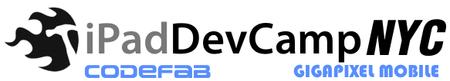 iPadDevCamp NYC Sponsorship