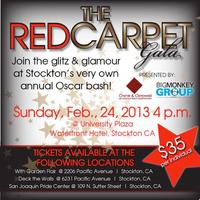 Red Carpet Gala 2013