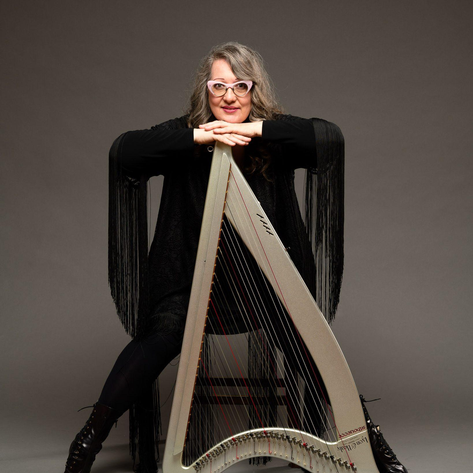 HARP CONCERT with Sharlene Wallace & Harp Duo Mackay and Ord