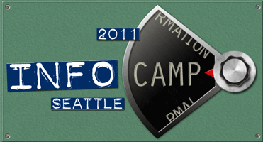 InfoCamp Seattle 2011