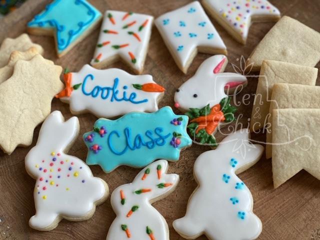 April Cookie Workshop