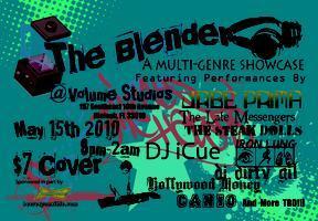 The Blender @ Volume Studios