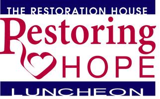 5th Annual Restoring Hope Luncheon