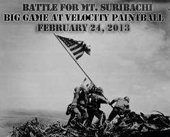 Battle for Mt. Suribachi