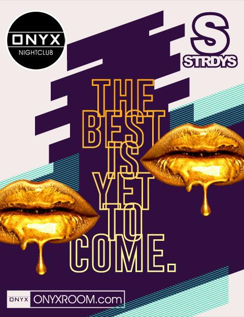 Onyx Nightclub Saturdays