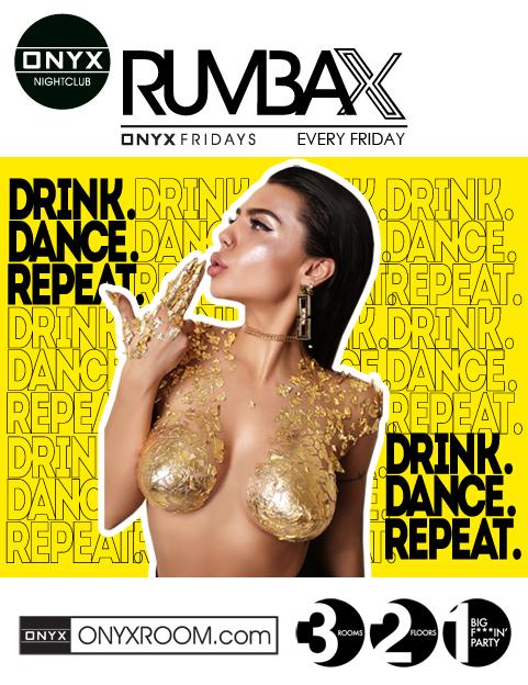 Onyx Nightclub: Rumba X