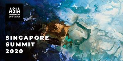 Singapore Summit 2020 | Asia Investment Conference