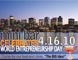 World Entrepreneurship Day Boston @ MiniBar