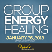Group Energy Healing Session with Staton Ann
