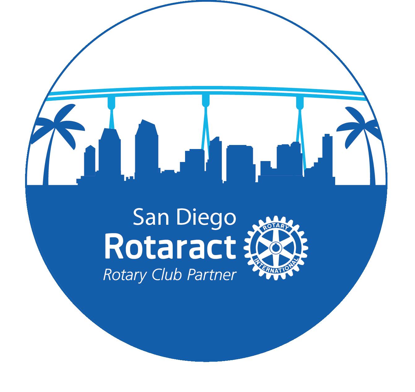SD Rotaract April Business Meeting