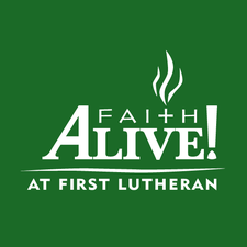 First Lutheran Church logo