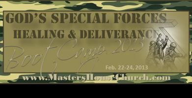 Elijah Challenge - VA God's Special Forces Healing &...
