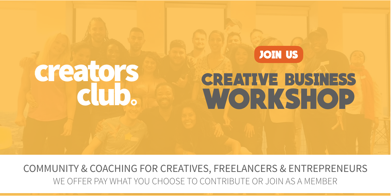 Newcastle Creators Club | JULY FOCUS: Selling & Authenticity