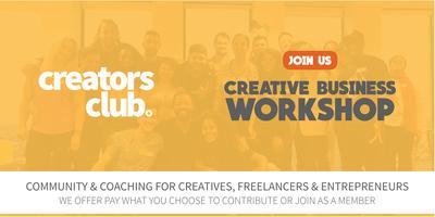 Newcastle Creators Club   SEPTEMBER FOCUS: Creative...