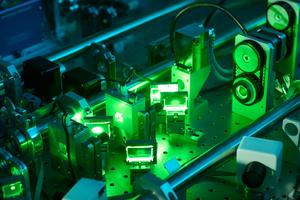 Irish-Lithuanian Photonics and Laser Networking Event