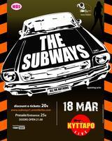 THE SUBWAYS + GUESTS LIVE IN ATHENS