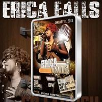 Erica Falls ~ New Orleans Vintage Soul