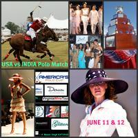 """~ """"AMERICA'S POLO CUP WORLD CHAMPIONSHIPS"""" ~  Friday,..."""