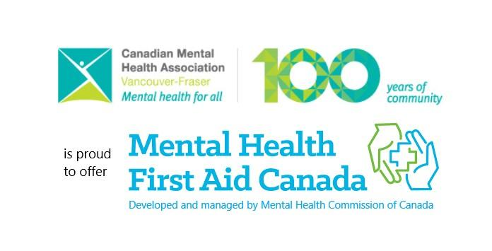 Mental Health First Aid - Seniors (Vancouver)