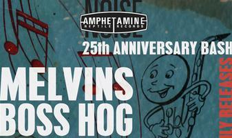 Amphetamine Reptile Records 25th Anniversary BASH!