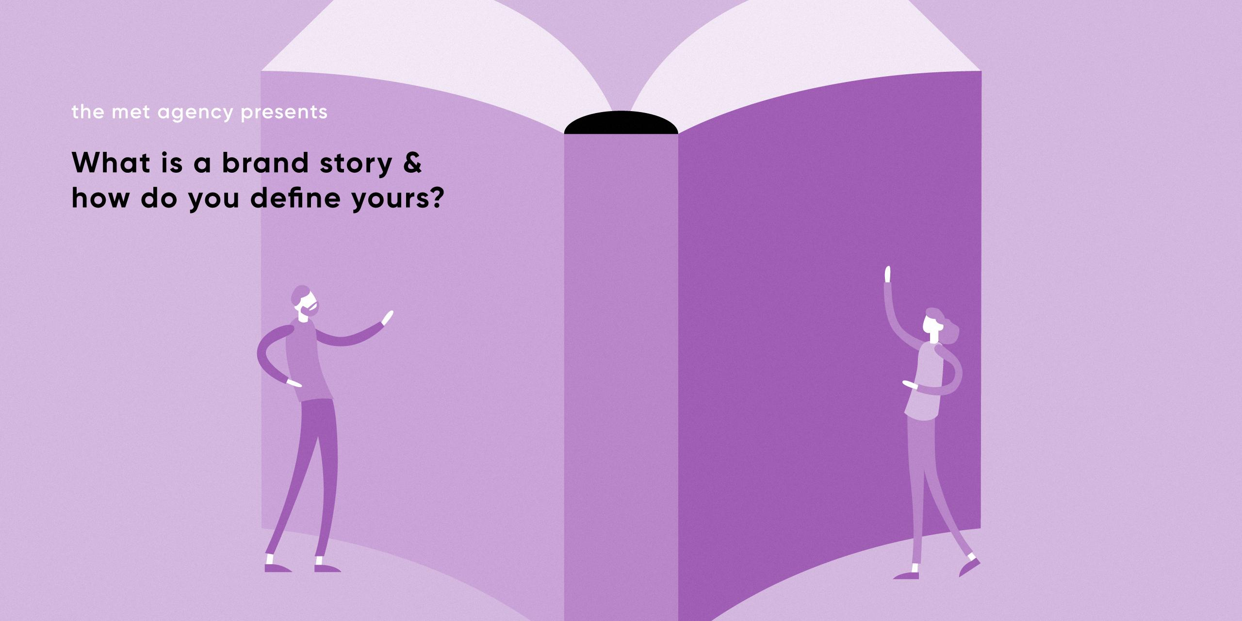 What is a Brand Story & how do you define yours? A free workshop