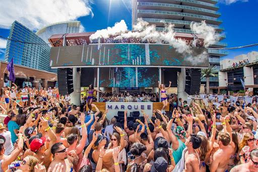 MARQUEE EPIC POOL PARTY - LADIES FREE OPEN BAR !!