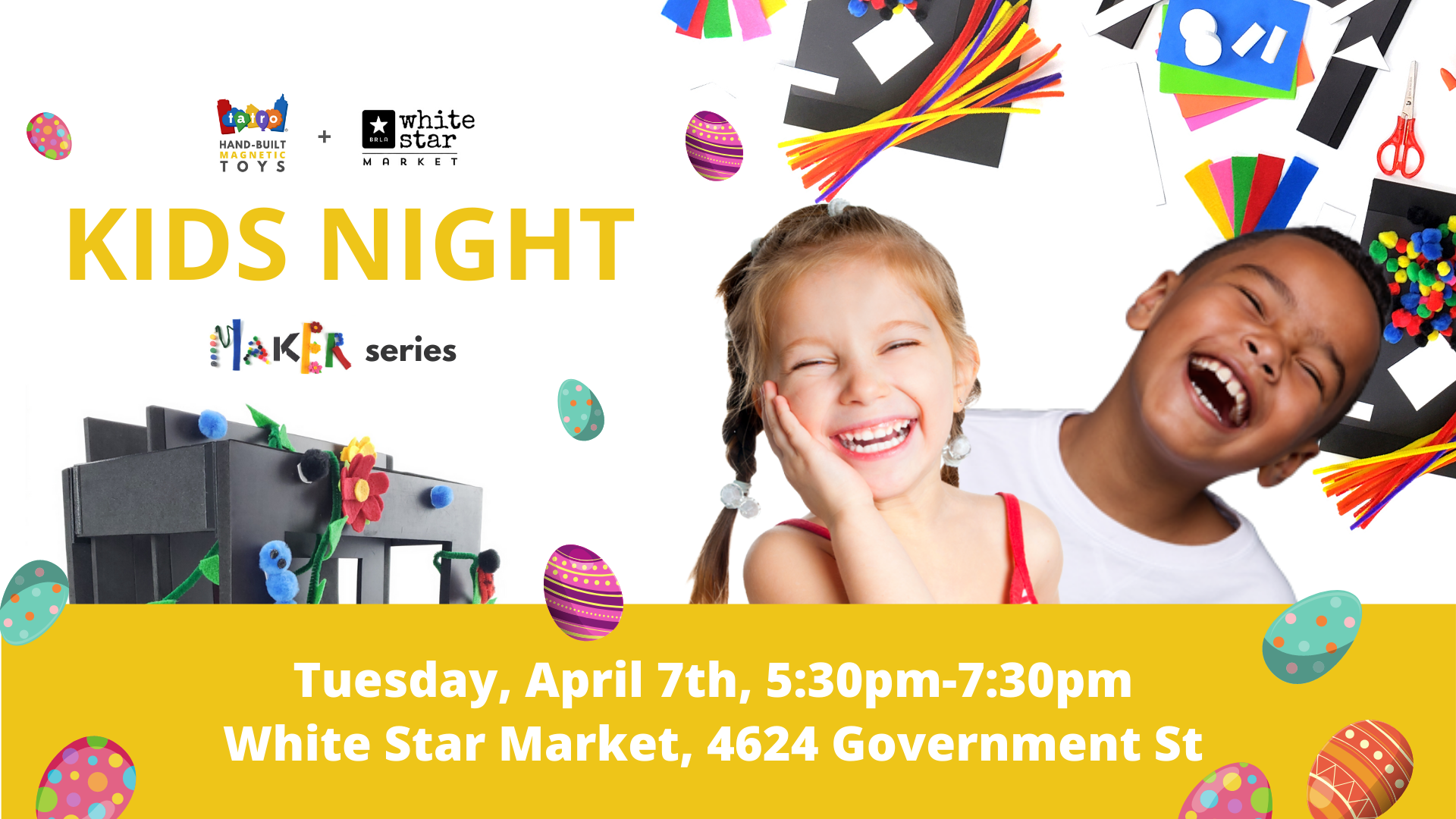 Kids Night at White Star Market