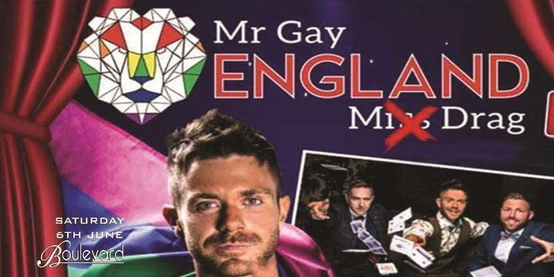 Mr Gay England & Mx Drag England Finals