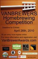 VanBrewer Awards Ceremony