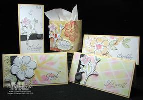 Posh Pastels: A Flower Fancy Technique Class