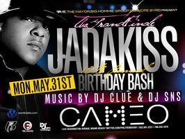 Jadakiss' Tenth Annual Birthday Bash at Cameo