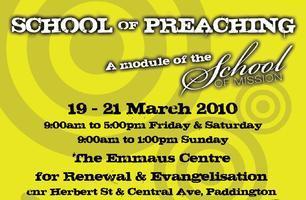School of Preaching